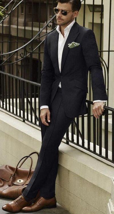 Make An Inexpensive Suit Look Dapper   Divine Style