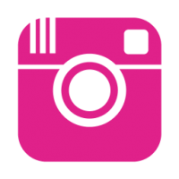 pink instagram square