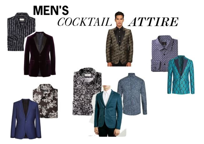 Men's Cocktail Attire