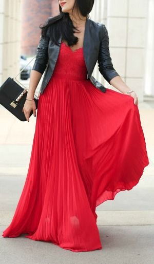 Red Hot Red Dresses For Valentine S Day Divine Style
