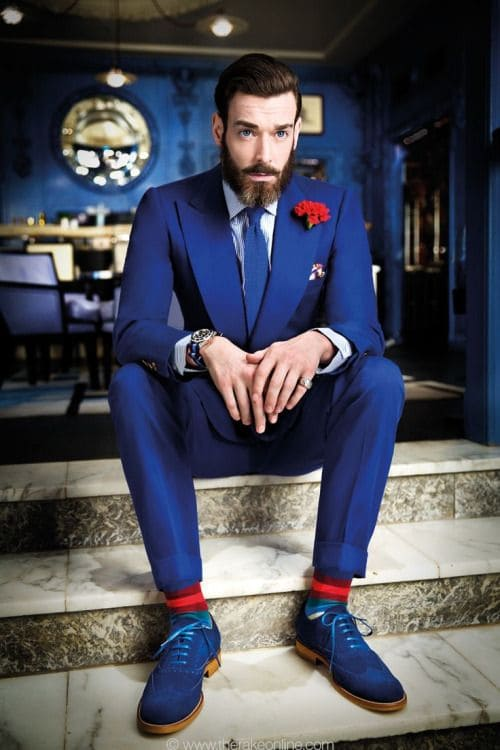 The Best Color Sock and Shoe Combinations to Wear This ...
