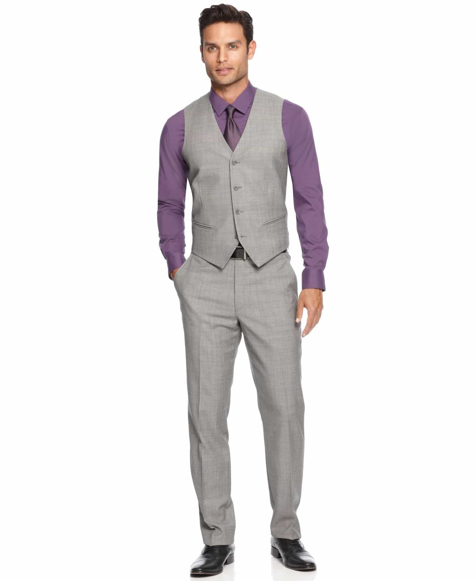 Mens colored 28 images brand new banana republic s for What color shirt with light grey suit