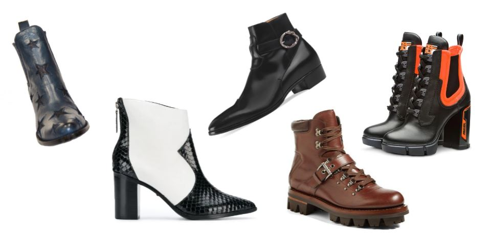 Fall Boot Galore…Styles to Wear in 2018