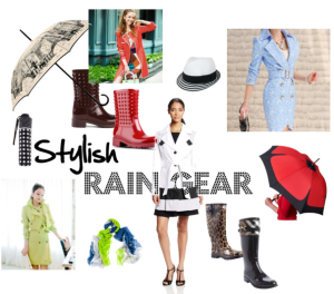 Stylish Rain Gear