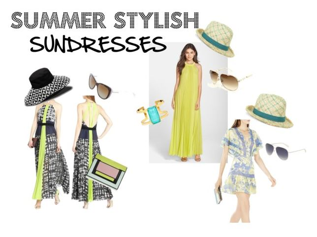 Summer Stylish Sundresses