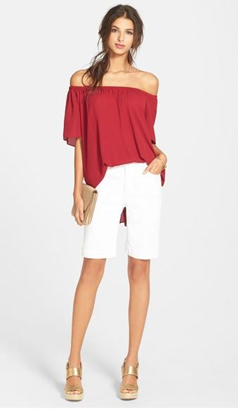 off the shoulder vince camuto