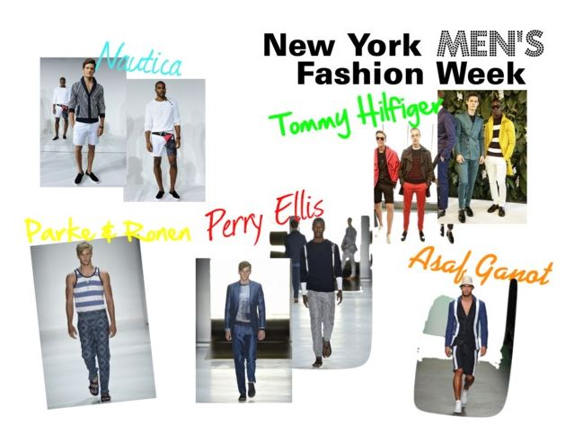 New York Men's Fashion Week looks SS16