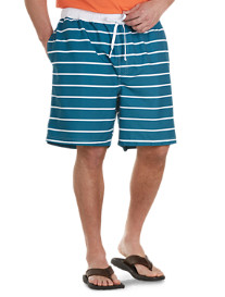 board shorts with stripes dated