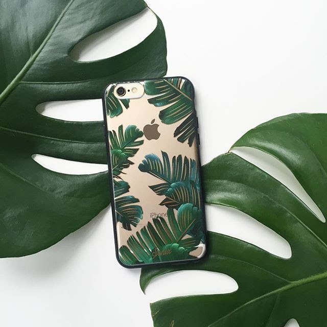 iphone case 6 palms