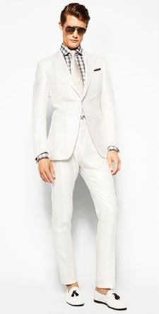 diner en blanc men's white suit