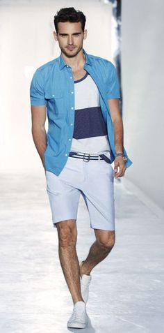 men's outfits sporty