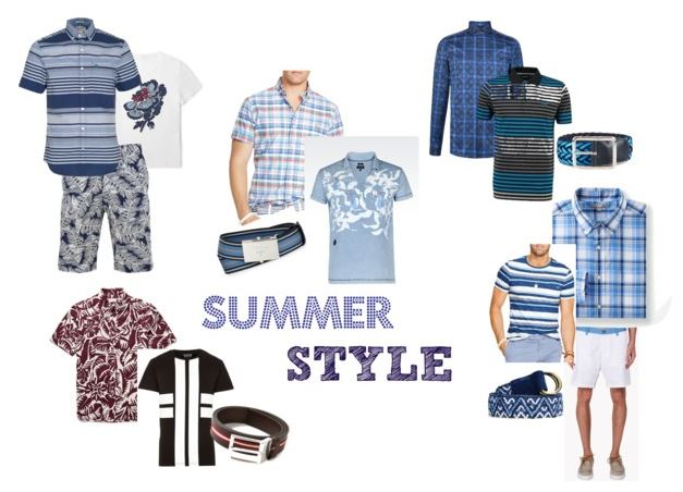 men's summer style prints and plaid
