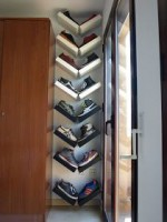 closet men's shoe storage
