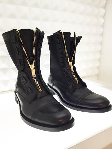 men's fall edgy black kenneth cole boots