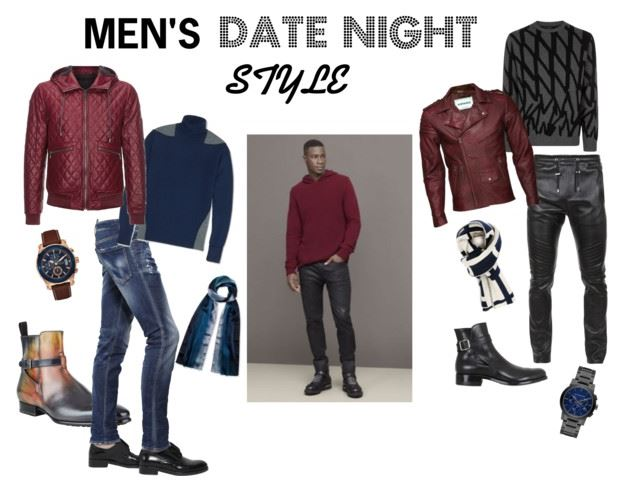 Men's date night style, date night outfits