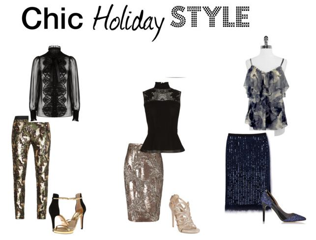 Chic Holiday Style