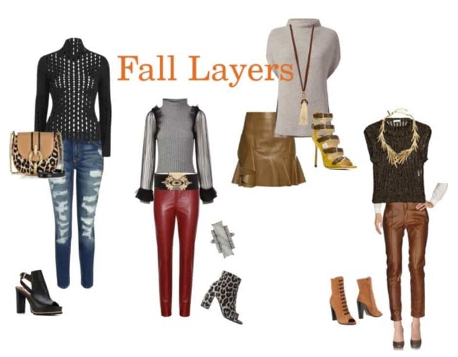 Women's fall sweaters, women's fall fashion, layering your fall look