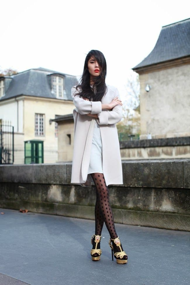 Fresh Ways To Wear Stylish Tights That Wow Divine Style