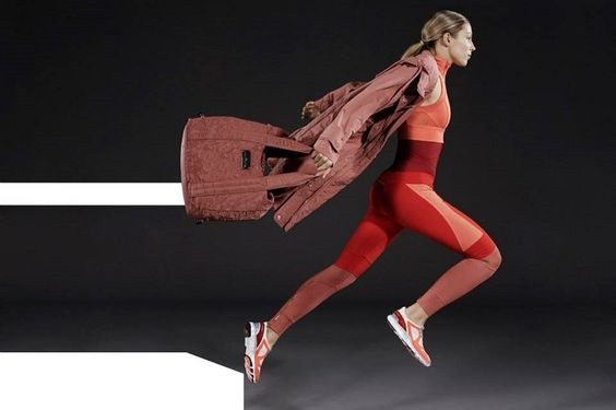 Stylish Gym Bags, Adidas by Stella McCartney
