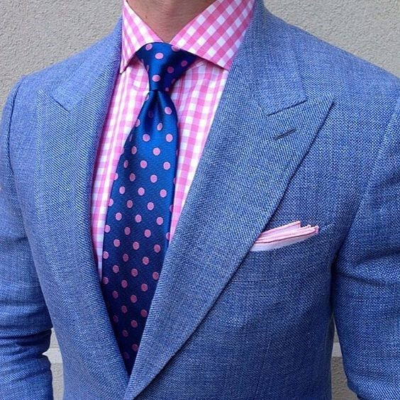 This Bold Color Button Down Goes From Suit to Jeans ...