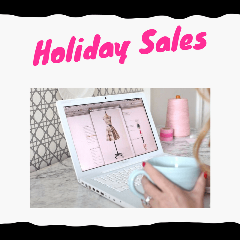 Cyber Holiday Sales 2017