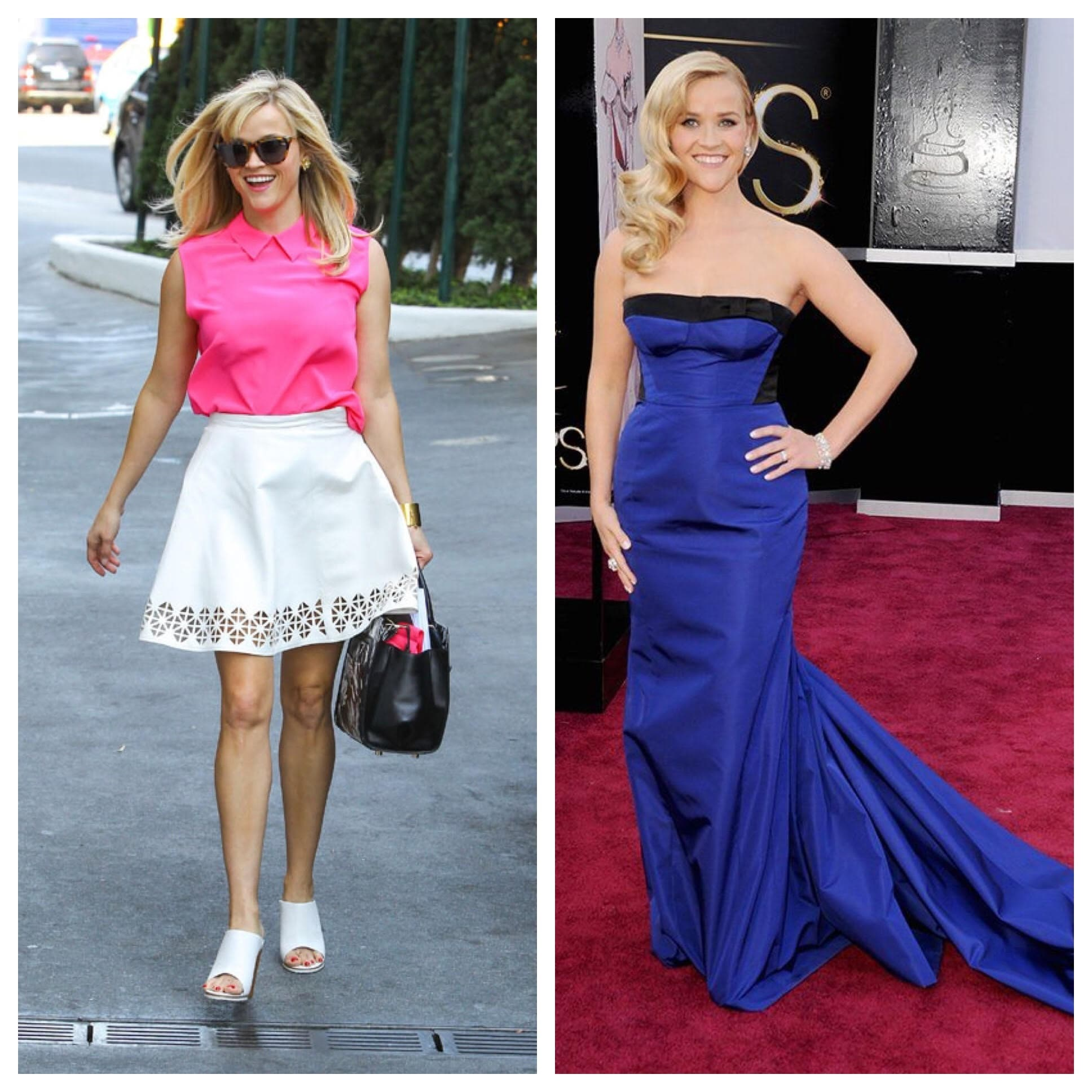 Celebrity Style Reese Witherspoon