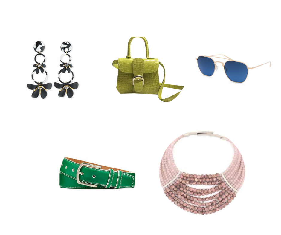 Spring Accessory Trends, Spring 2019 Accessories, men's spring accessories, women's spring accessories