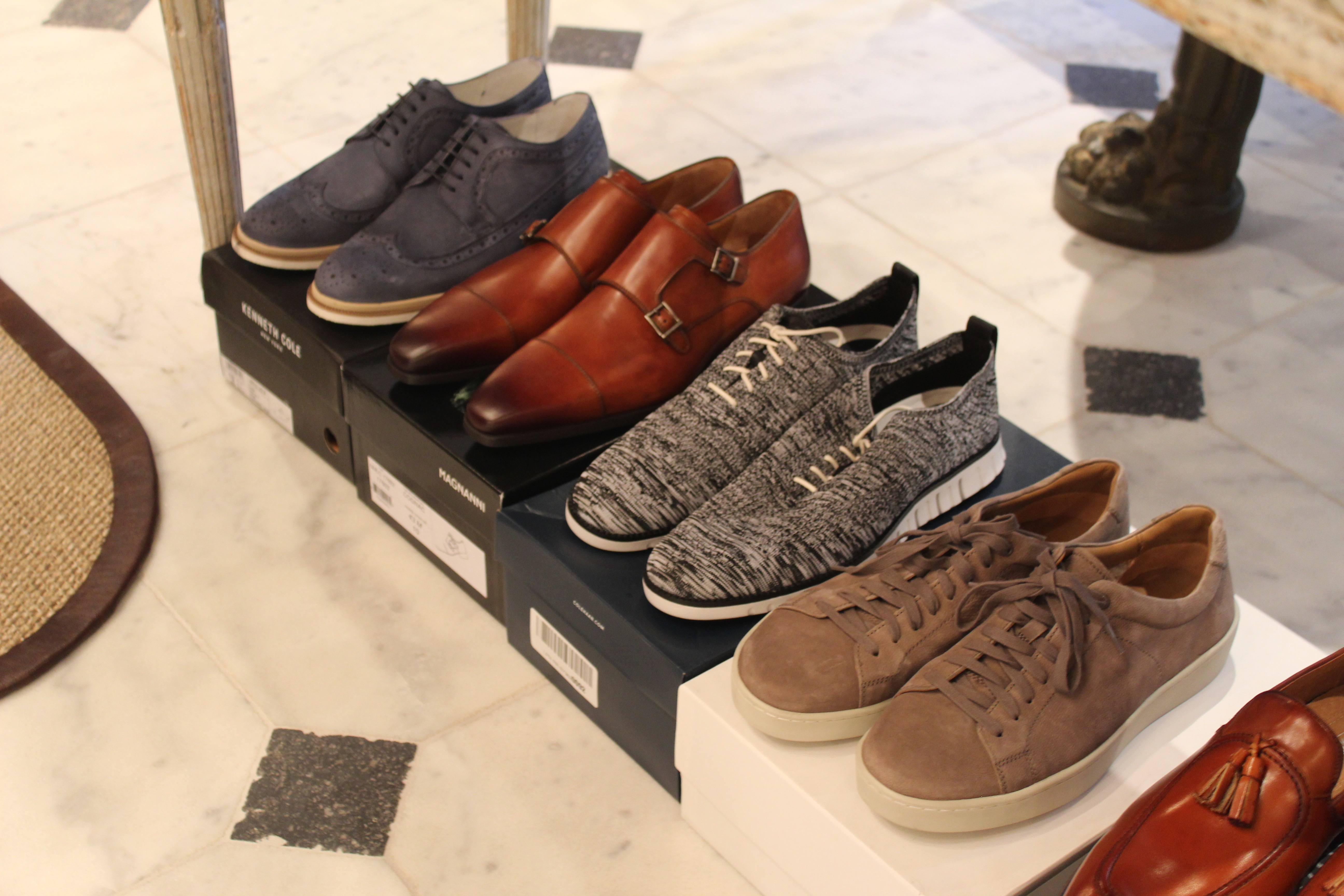 Men's Personal Shopping, Personal Fitting, shoe shopping, shoe fitting
