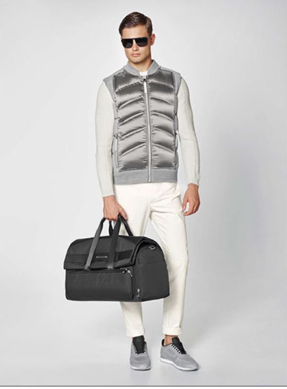 Ease Your Wardrobe Into Fall…Wear Now, Wear Later, men's fall outfit with sneakers, men's silver sneakers