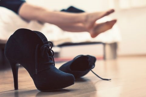 Shoe Hack…How to Stretch Your Shoes