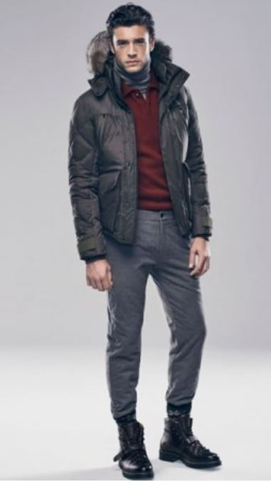 Ski Into Style…Stylish Looks for Winter Vacation Destinations, men's apres ski outfit