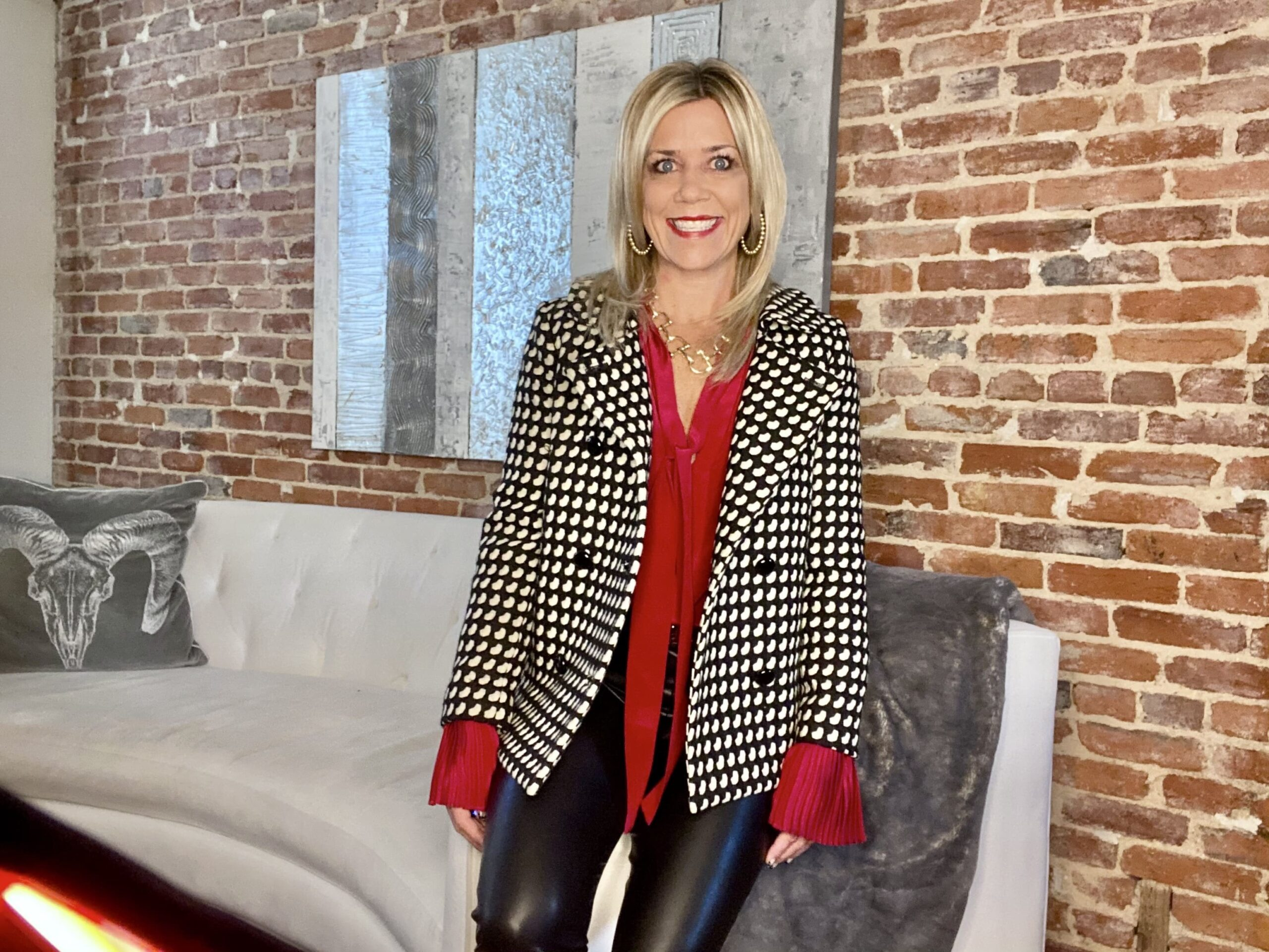 Power Outerwear...Cool Coats for Cool Days, Divine Style, personal stylist, DC personal stylist, Kelley Kirchberg
