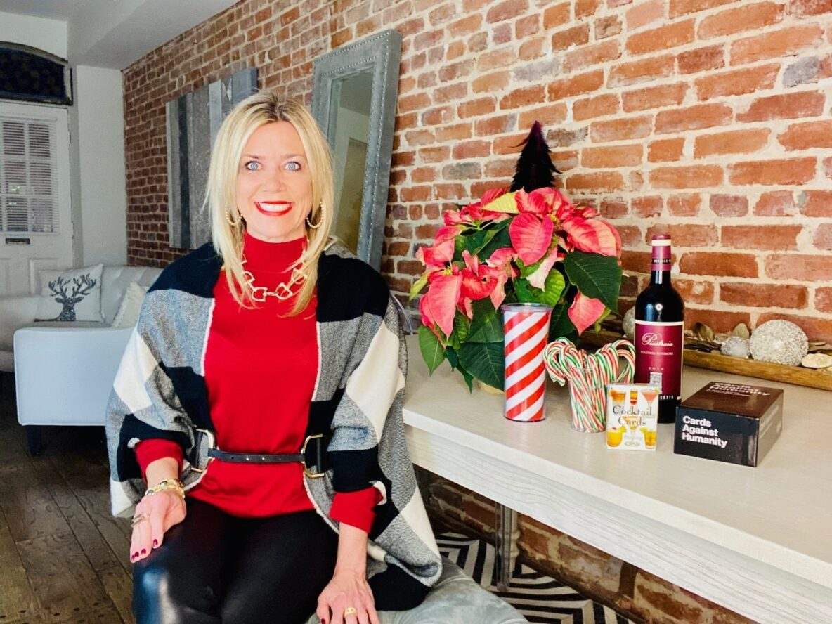 Make the Holidays Festive at Home with these Ideas, Divine Style, Kelley Kirchberg, personal stylist