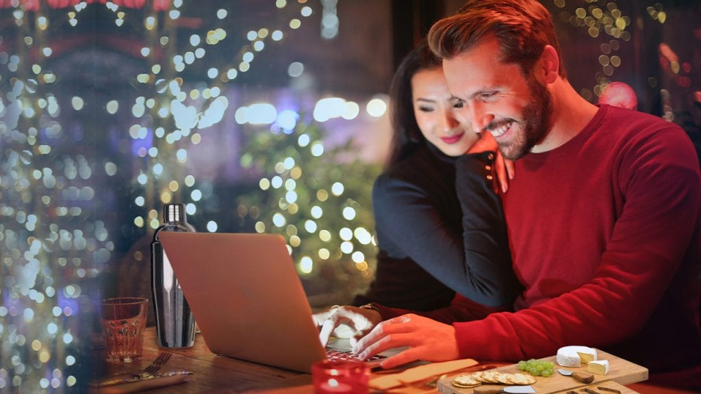 Make the Holidays Festive at Home with these Ideas, holiday games, virtual holiday games